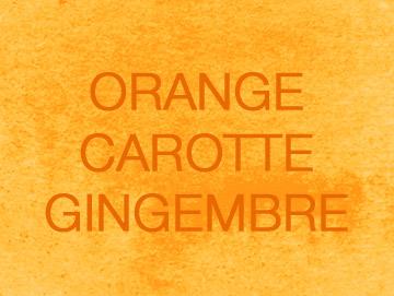 orangecarottegingembre