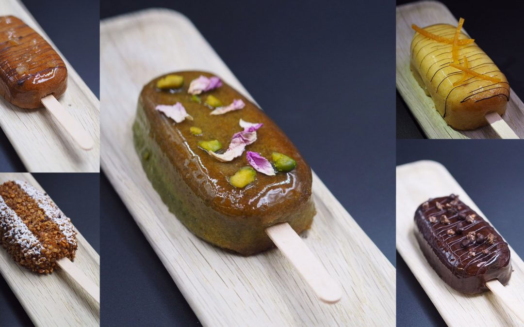 Une Glace à Paris crée une collection gourmande et inédite de «Street Cakes»!